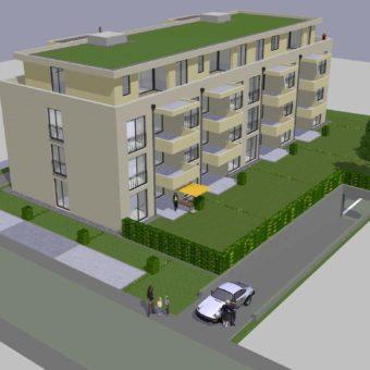 Neubau Eigentumswohnungen in Gottmadingen