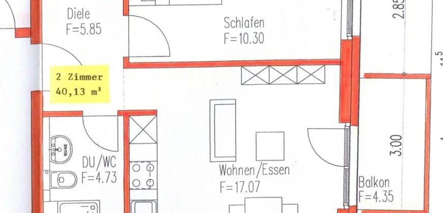 2 – Zimmer Wohnung in Singen