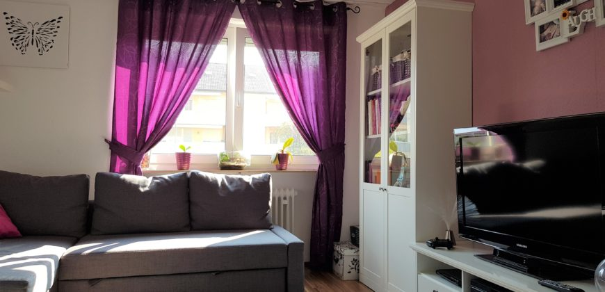 3,5-Zimmerwohnung in schöner Wohnlage von Singen-Nord zu verkaufen, mit Garage + Einbauküche!