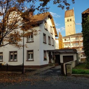 3-Familienwohnhaus im Herzen von Singen mit vielen Möglichkeiten!