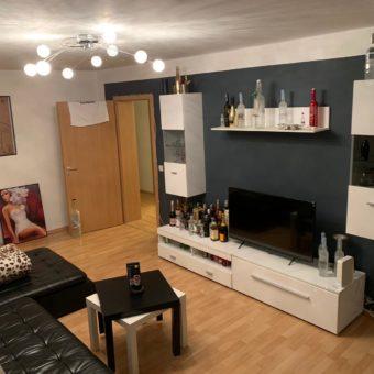 Sofort einziehen! 3 Zimmerwohnung in der Singener Nordstadt, im 3. OG, mit Küche und Balkon – frei ab 01.05