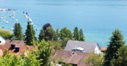 Wohnen – Leben – Geniessen, dort wo andere Urlaub machen! Traumhafte Doppelhaushälfte mit Seeblick auf der schönen Halbinsel Höri – frei ab 01.10.2020